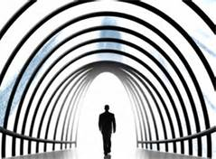 talking in a tunnel